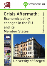 Crisis Aftermath: Economic Policy Changes in the EU and its Member States Conference Proceedings