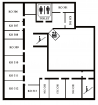 Floor Plan of KO 3rd Floor
